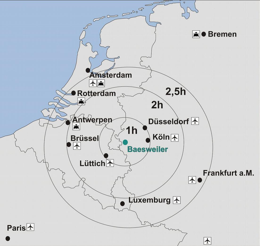 Standort Baesweiler